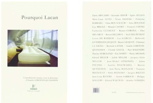 Pourquoi Lacan recto verso Maryse Lussaud